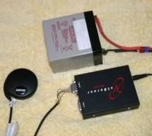 Serial Data Logger using PIC16F688