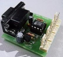 Quozl's Temperature Sensor Project using PIC12C509
