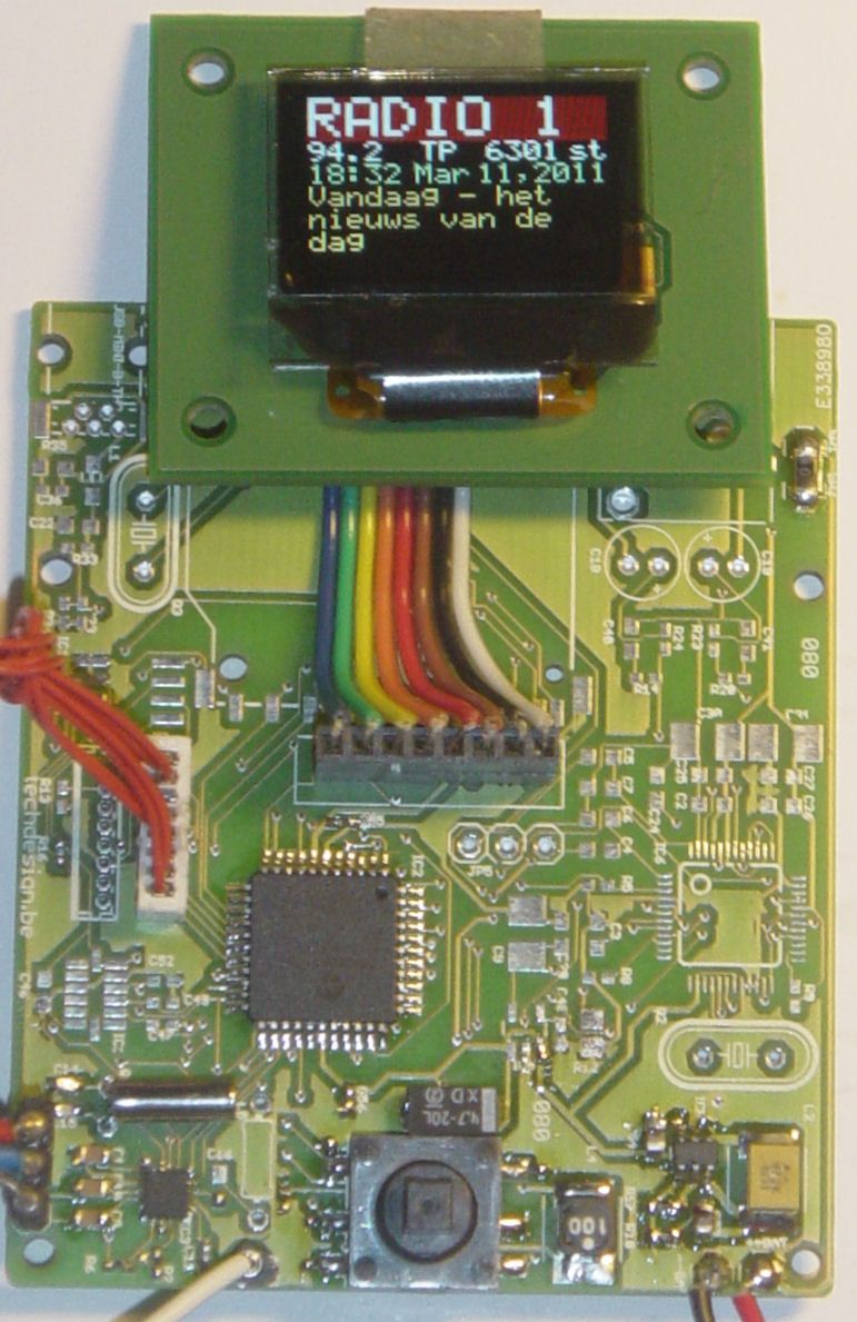 Tuner Module for mobile