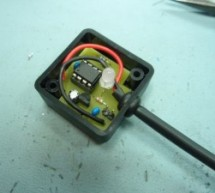 Automotive Voltage Monitor using PIC12F683
