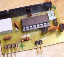 2-Wire LCD Interface using PIC16C84