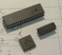 PIC programmer using PIC16F84A Microcontroller