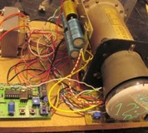 Homemade Scope Clock DG7 tube and PIC16F876