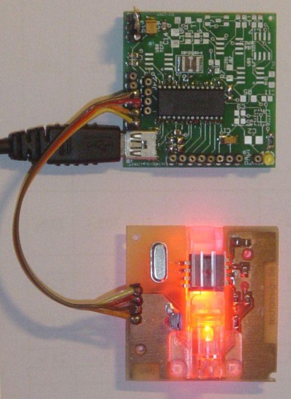 mouse sensor board