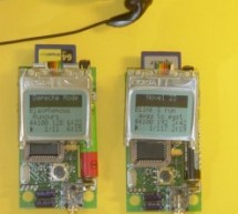 Echo MP3 player using PIC18LF452