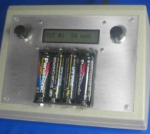 BATTERY CHARACTERIZER using PIC18F252