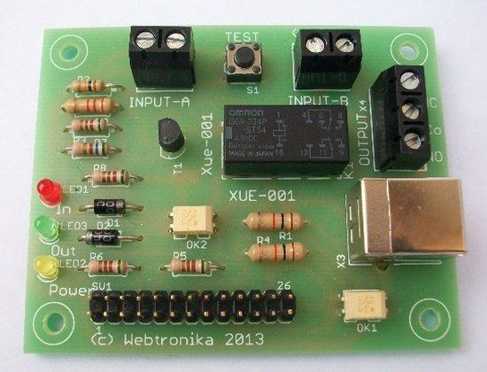 PIC12F675 GPIO pin as input