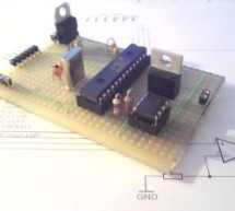 PIC12F675 PWM Code and Proteus Simulation