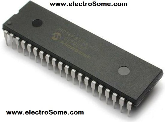 PIC12F675 internal EEPROM