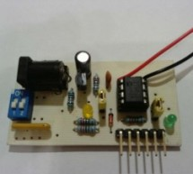 PIC12F675 interrupt based software UART code and Proteus simulation