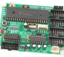PIC16F877 PWM (2 channel) code and Proteus simulation