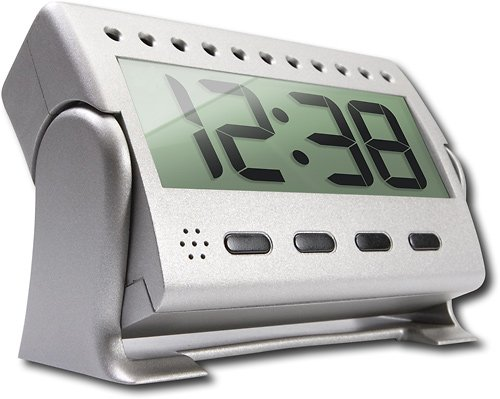 PIC16F877 based controllable digital clock using LCD display