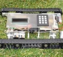 A Versatile PIC16F876A Based Robot