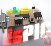 dsPIC30F2012 breadboard