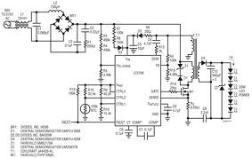 Off-line LED controllers get dimming and PFC