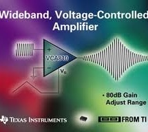 TI adds gain control to differential amplifier
