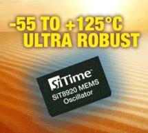 Temperature compensation delivers from MEMS oscillator