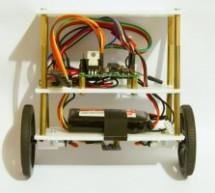 Building a self balancing bot