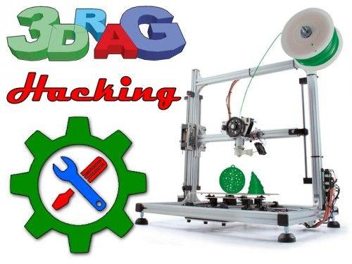3Drag or K8200