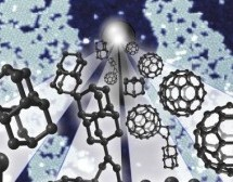Buckyballs and diamondoids combined to create molecule-sized diode