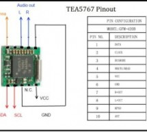 FM radio using TEA5767 and PIC16F877A micro-controller