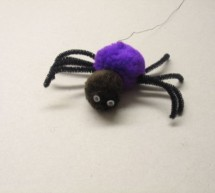 Max the Spider – powered by LEGO and PIC microcontroller