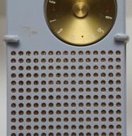TI announces 1st transistor radio, October 18, 1954