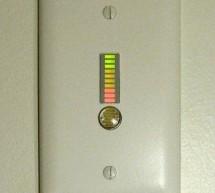 Water Softener LED Display