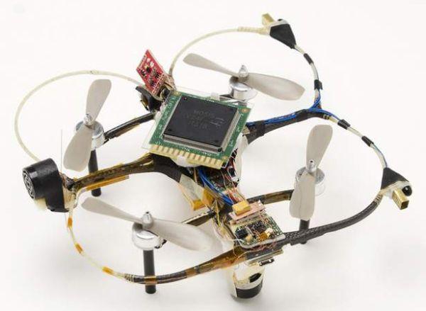 Smart chip mimics human brain functions