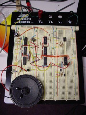 Circuit design and electronics