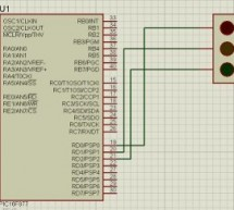 Simple Project on LED blinking by PIC 16 Microcontroller using pic Microcontroller