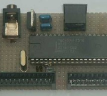 8049 Spy using pic microcontroller