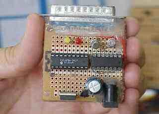 F84-Programmer using pic microcontroller