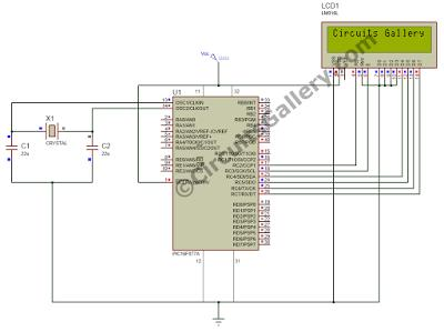 LCD interface with Microcontroller PIC Beginner's guide