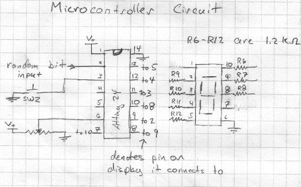 Leon's Mini Random Number Generator (mRNG)