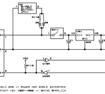 MRNet — Wired Cab Module (Revision A) using pic microcontroller