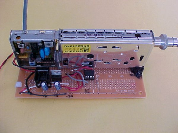 MTM Scientific, Inc... PIC Project for CATV Tuner
