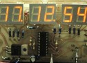 Time Display unit for a GPS module using pic microcontroller
