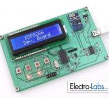 DIY ESP8266 Development Board