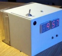 Digital Alarm Clock Schematic using pic microcontoller