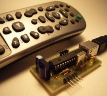 How-to: USB remote control receiver using pic microcontoller