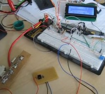 LED-Guided Piano Instruction using pic microcontoller