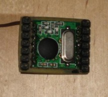 RFM12 – Wireless Transceiver Module Demo using pic microcontoller