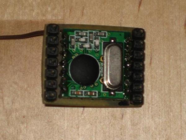 RFM12 - Wireless Transceiver Module Demo