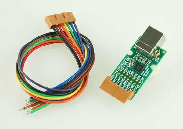 A Minimal USB CDC ACM aka Virtual Serial Port