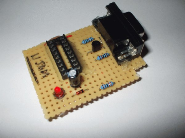 Cheap PIC Programmer