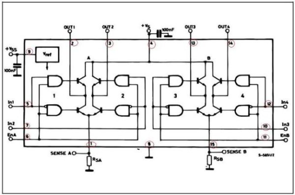 IC-Based H-Bridge Tutorial