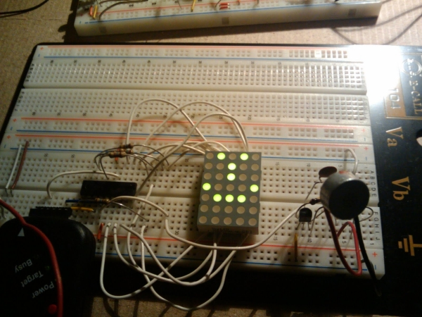 PIC 16F88 Microcontroller PIC based Tengu