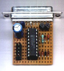PIC-Programmer 2 for PIC16C84 etc.