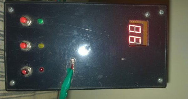 Refregirator Temperature Controller Project (Save Your Electricity Bill)